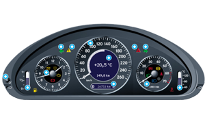 Acura Csx Instrument Cluster, Best Acura Csx Instrument Cluster at affordable price.