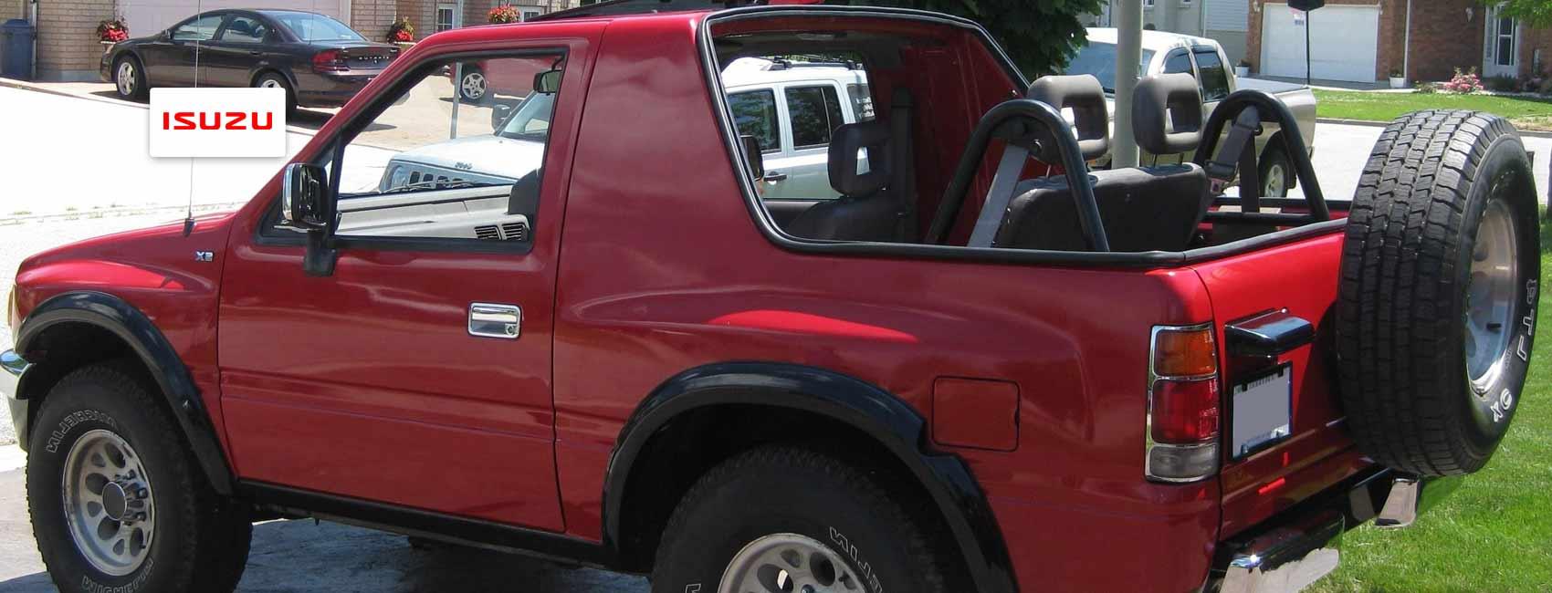 Isuzu Amigo Parts Buy Used Isuzu Amigo Parts Online Best Price