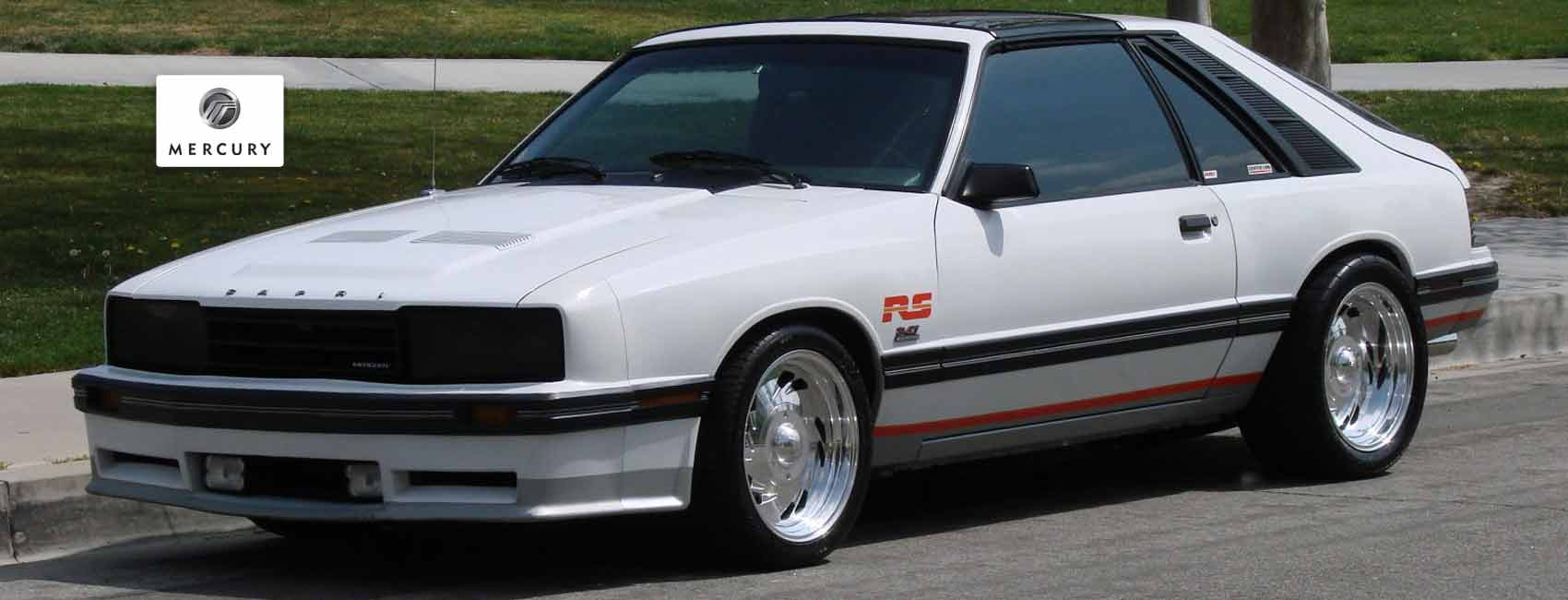 Mercury Capri Parts - Buy Used Mercury Capri Parts Online