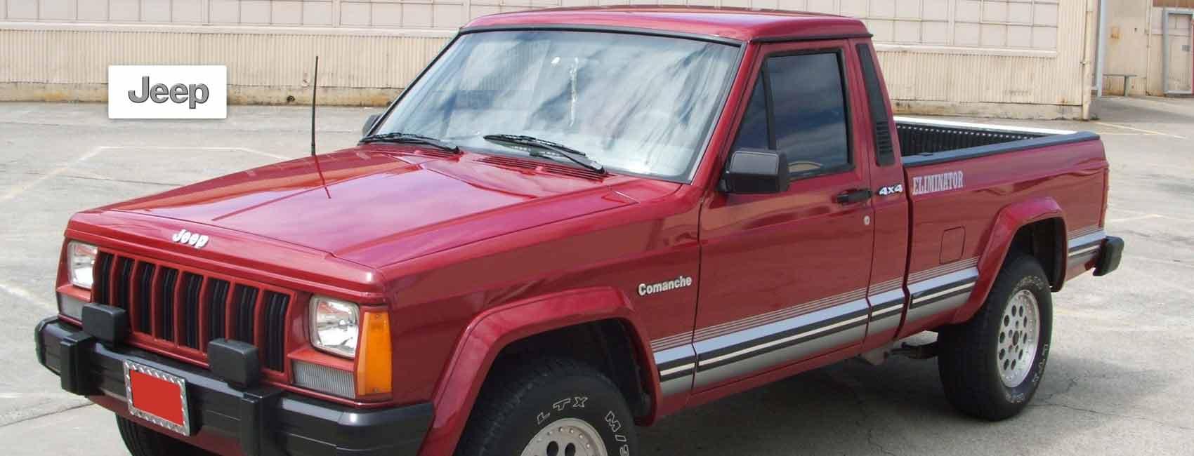 Jeep Comanche Parts - Buy Used Jeep Comanche Parts Online