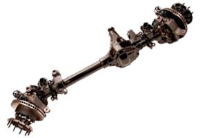 Axle Assembly - Front Axle